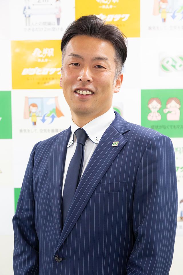 代表取締役社長 谷口 太
