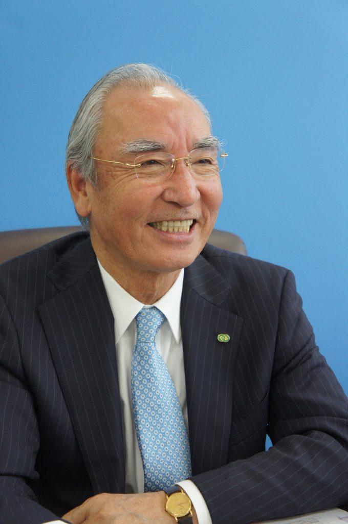 代表取締役会長 廣澤 三夫